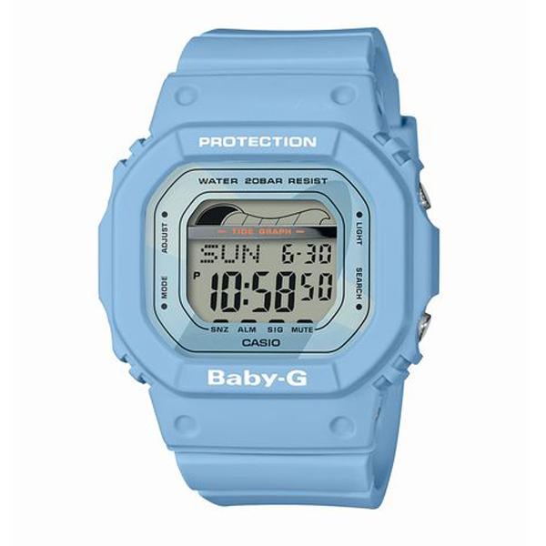 BABY-G ベイビージー RETRO SURF COLORS 国内正規品 腕時計 レディース BLX-560-2JF 【送料無料】