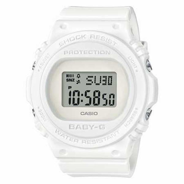 BABY-G カシオ ベビーG ベーシック 腕時計 レディス BASIC BGD-570-7JF