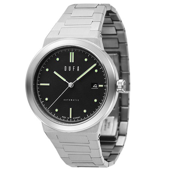 DUFA ドゥッファ GUNTER AUTOMATIC ギュンター・オートマティック 自動巻 腕時計 メンズ DF-9033-22