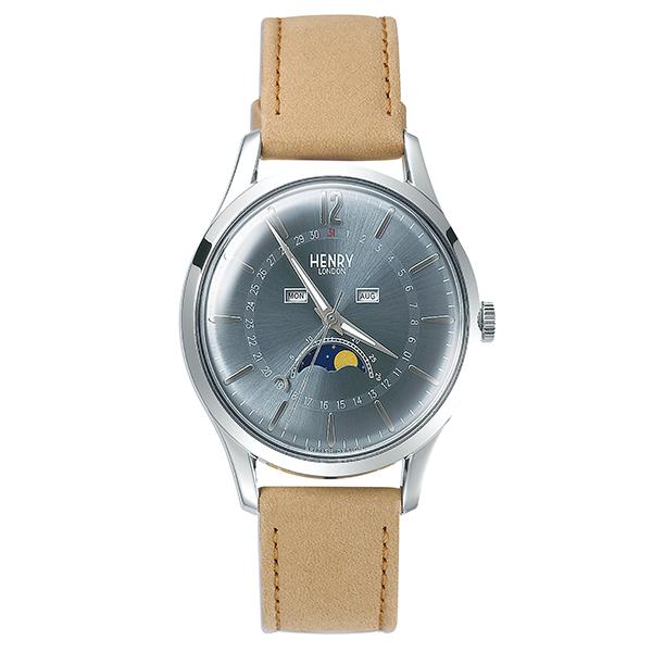 HENRY LONDON ヘンリーロンドン BAYSWATER ベイズウォーター HL39-LM-0209-TT TiCTAC別注モデル 腕時計 メンズ レディース