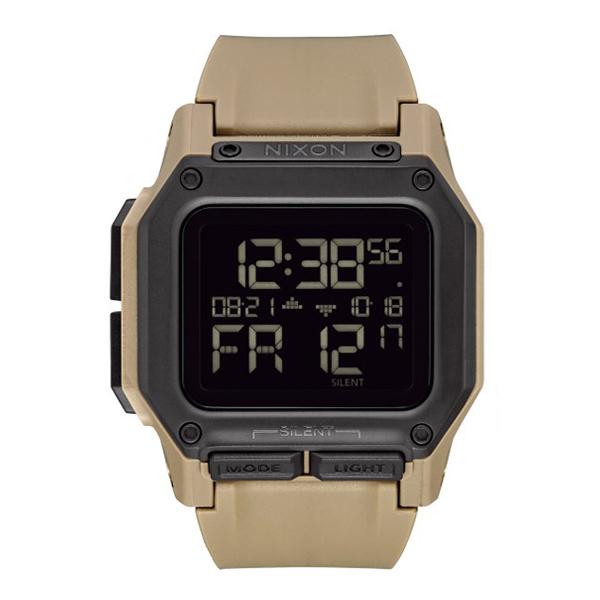NIXON ニクソン REGULUS レグルス ALL SAND 【国内正規品】 腕時計 NA11802711 【送料無料】
