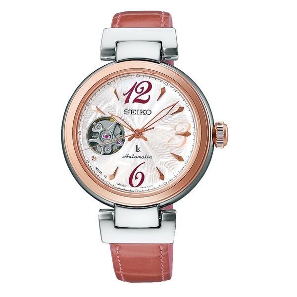 LUKIA ルキア SEIKO セイコー 自動巻き 腕時計 SSVM048 【送料無料】