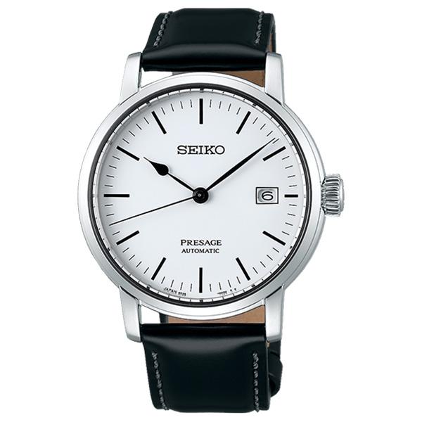 SEIKO PRESAGE プレザージュ 自動巻 腕時計 メンズ 渡辺 力 RIKI WATANABE 琺瑯ダイヤル メカニカルモデル SARX065