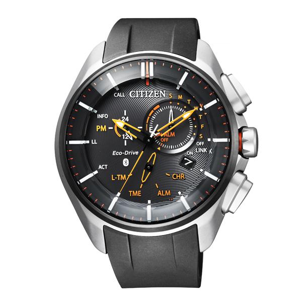 CITIZEN シチズン エコ・ドライブ Bluetooth スマートウォッチ 国内正規品 腕時計 メンズ BZ1041-06E 【送料無料】