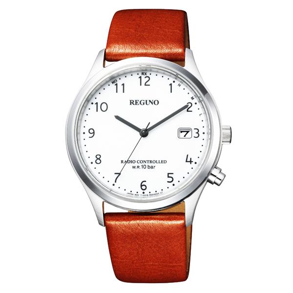 REGUNO レグノ CITIZEN シチズン ソーラーテック電波ソーラー 腕時計 KL8-911-10 【送料無料】
