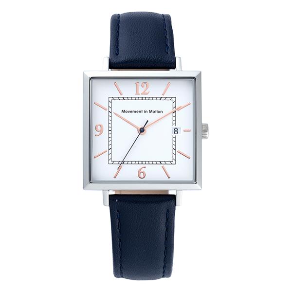 ムーブメント イン モーション Square Pair スピカペアモデル  TiCTACオリジナル 腕時計 メンズ  MIM-SQ/PGNV