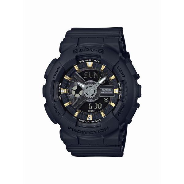 BABY-G ベイビージー CASIO カシオ アナデジ 【国内正規品】 腕時計 レディース BA-110GA-1AJF 【送料無料】
