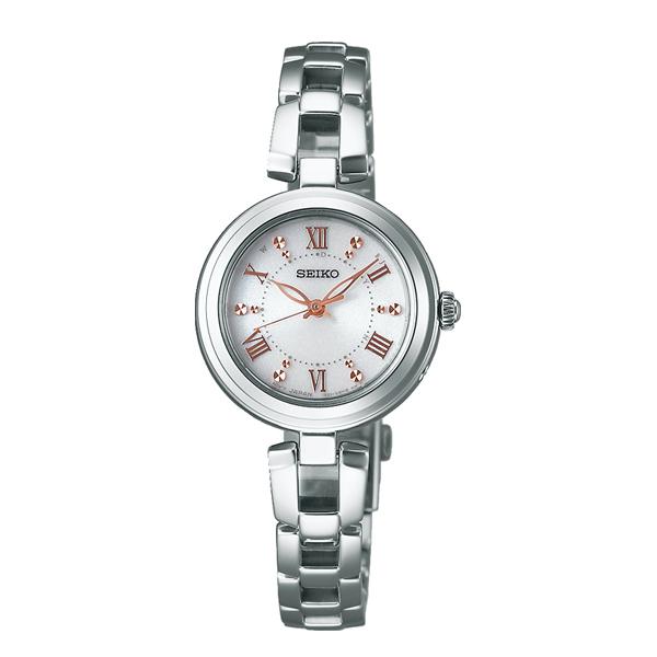 SEIKO SELECTION セイコーセレクション 電波ソーラー 【国内正規品】 腕時計 レディース SWFH089 【送料無料】