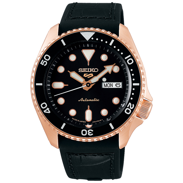 SEIKO 5 SPORTS セイコーファイブ 自動巻 メカニカル 流通限定モデル Specialist Style  腕時計  メンズ  SBSA028