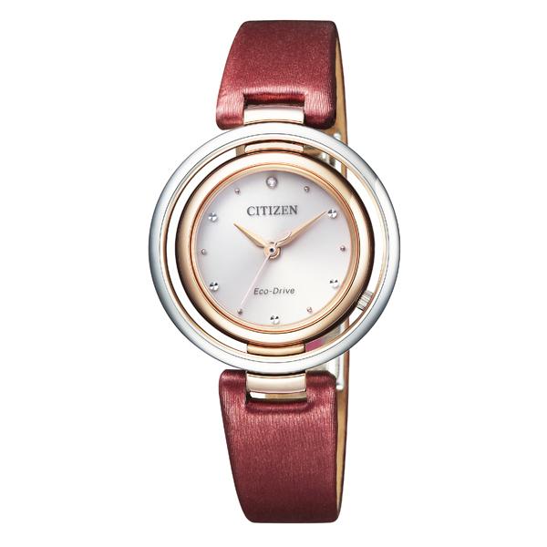 CITIZEN L シチズン エル エコ・ドライブ アークリーシリーズ 腕時計 EM0669-21X 【送料無料】
