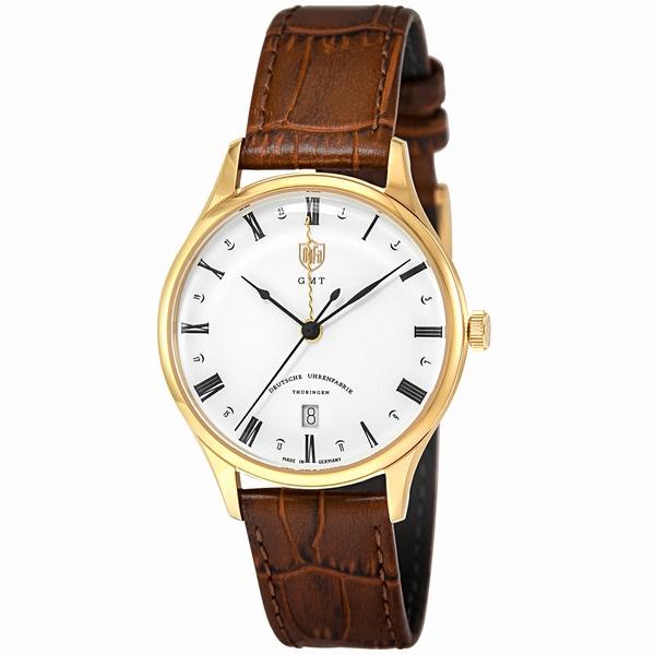 DUFA ドゥッファ Weimar GMT 【国内正規品】 腕時計 メンズ DF-9006-03 【送料無料】