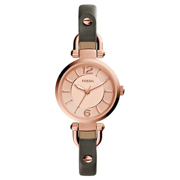 FOSSIL フォッシル GEORGIA ジョージア 腕時計 【国内正規品】 レディース ES3862 【送料無料】