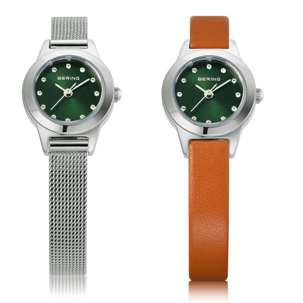 BERING ベーリング Ladies Changes 日本限定モデル 替ベルト付 レディス 腕時計 BER-11119-509 【送料無料】