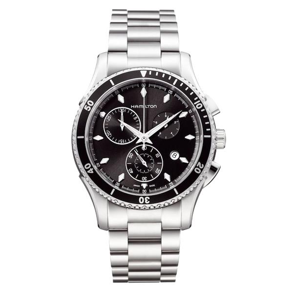 HAMILTON ハミルトン SEA VIEW CHRONO シービュークロノ 腕時計 メンズ H37512131 【送料無料】