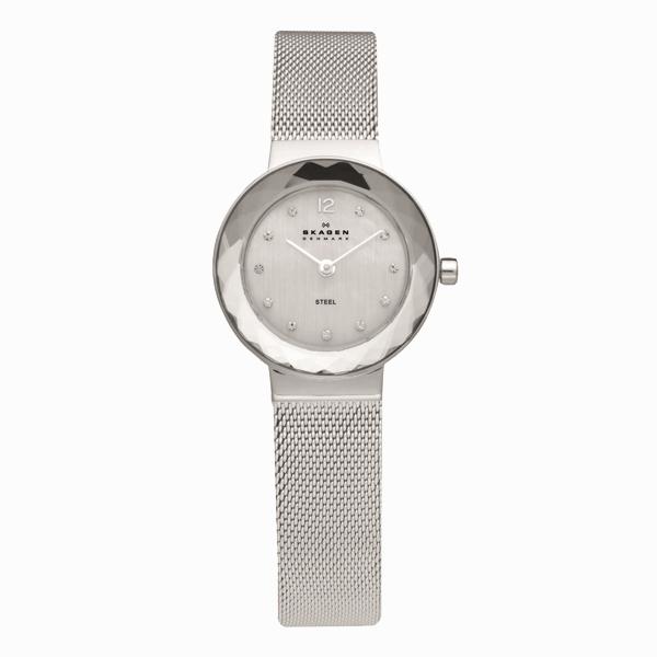 SKAGEN スカーゲン STEEL 腕時計 【国内正規品】 レディース 456SSS 【送料無料】