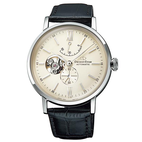 オリエントスター ORIENT STAR 腕時計 メンズ  機械式自動巻 CLASSIC セミスケルトン RK-AV0002S