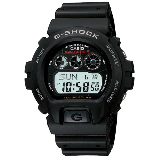 G-SHOCK ジーショック 電波ソーラー マルチバンド6 ジーショック 腕時計 【国内正規品】 GW-6900-1JF 【送料無料】