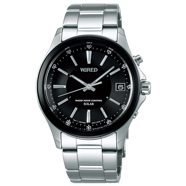 WIRED ワイアード SEIKO セイコー 電波ソーラー 【国内正規品】 腕時計 AGAY012 【送料無料】