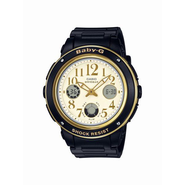 BABY-G ベイビージー CASIO カシオ アラビック 【国内正規品】 腕時計 レディース BGA-151EF-1BJF 【送料無料】