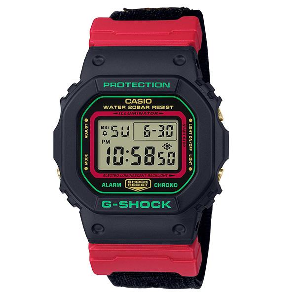 G-SHOCK カシオ Gショック SPECIAL COLOR Throwback 1990s  腕時計 メンズ DW-5600THC-1JF