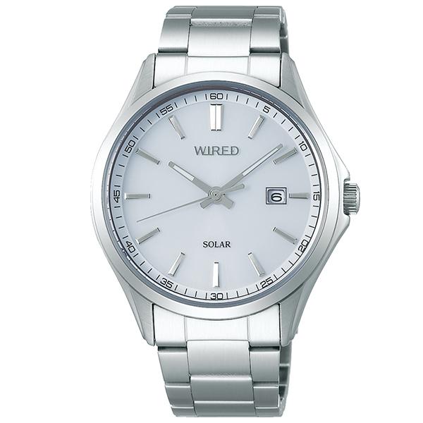 セイコー ワイアード SEIKO WIRED 腕時計 メンズ ソーラー ニュースタンダード AGAD405
