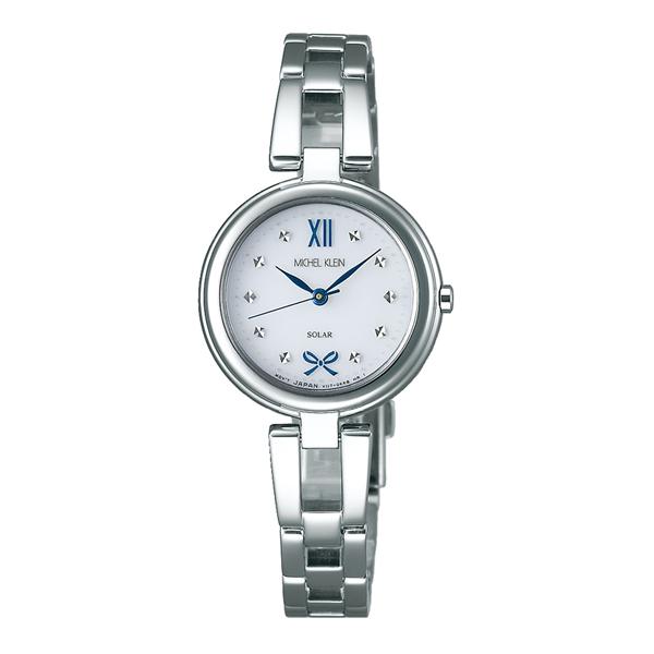 MICHEL KLEIN ミッシェルクラン FEMME ファム ソーラー 腕時計 AVCD038 【送料無料】