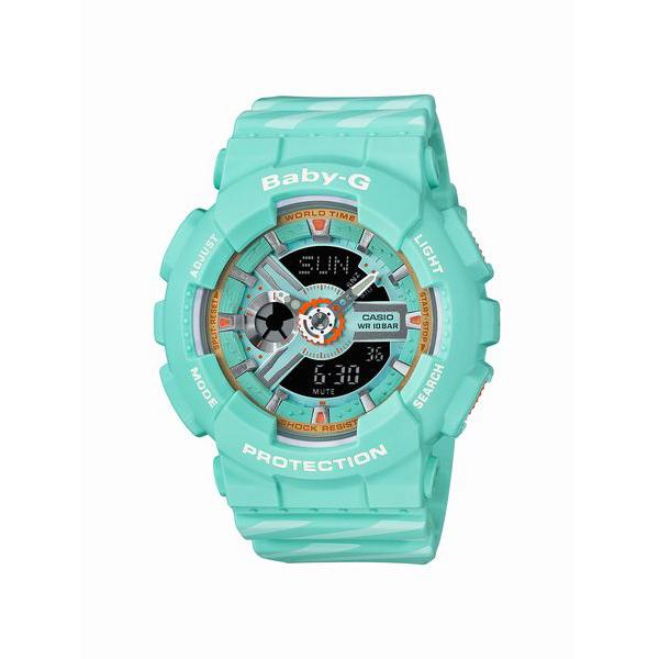 Baby-G ベビージー CASIO カシオ PUNTO IT DESIGN  【国内正規品】 腕時計 レディース BA-110CH-3AJF 【送料無料】