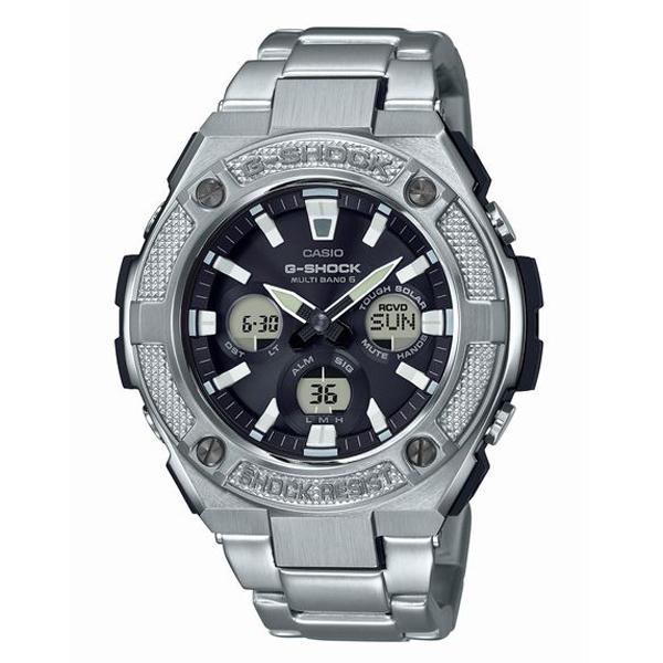 G-SHOCK ジーショック CASIO カシオ G-STEEL ジースチール 腕時計 GST-W330D-1AJF 【送料無料】