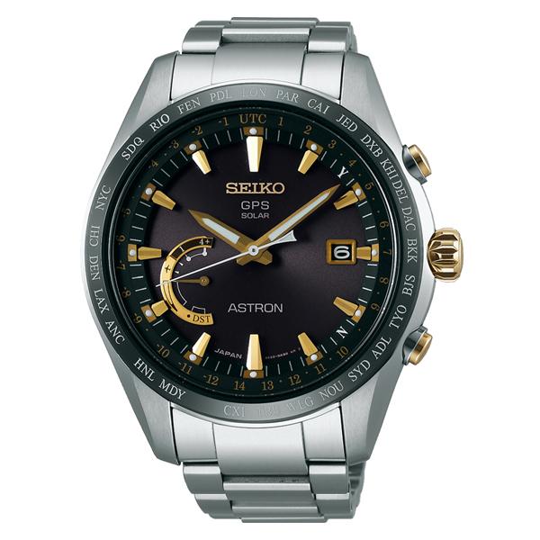 SEIKO ASTRON セイコー アストロン 8X Series World-Time チタン 【国内正規品】 腕時計 メンズ SBXB087 【送料無料】