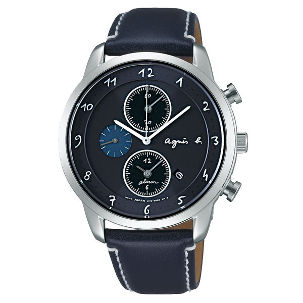 agnes b. HOMME アニエス ソーラー Marcello マルチェロ 腕時計 メンズ FBRD972 【送料無料】