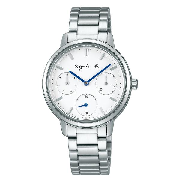 agnes b. アニエスベー SAM ペア 【国内正規品】 腕時計 レディース FCST991 【送料無料】