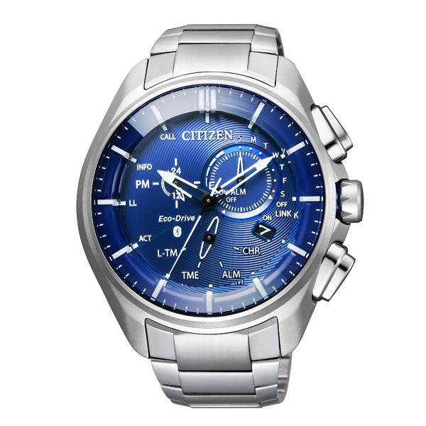 CITIZEN シチズン エコ・ドライブ Bluetooth スマートウォッチ 国内正規品 腕時計 メンズ BZ1040-50L 【送料無料】