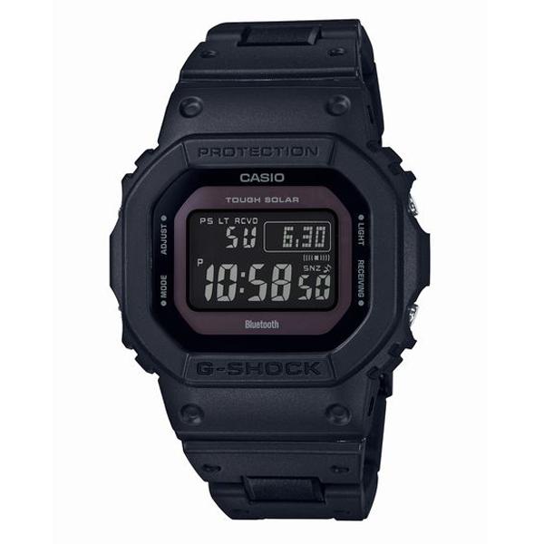G-SHOCK ジーショック CASIO カシオ 電波ソーラー スマートフォンリンク 腕時計 GW-B5600BC-1BJF 【送料無料】
