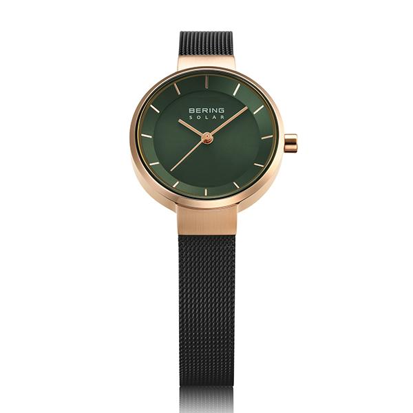 BERING ベーリング 腕時計 レディス Scandinavian Solar スカンジナビアン ソーラー TiCTAC別注 14627-169