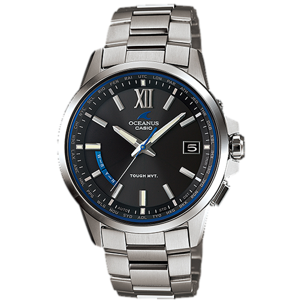 OCEANUS オシアナス CASIO カシオ 3Hands Models 【国内正規品】 腕時計 メンズ OCW-T150-1AJF 【送料無料】