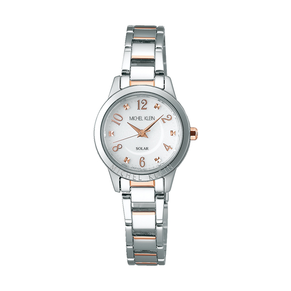 MICHEL KLEIN ミッシェルクラン ソーラー 【国内正規品】 腕時計 レディース AVCD035 【送料無料】