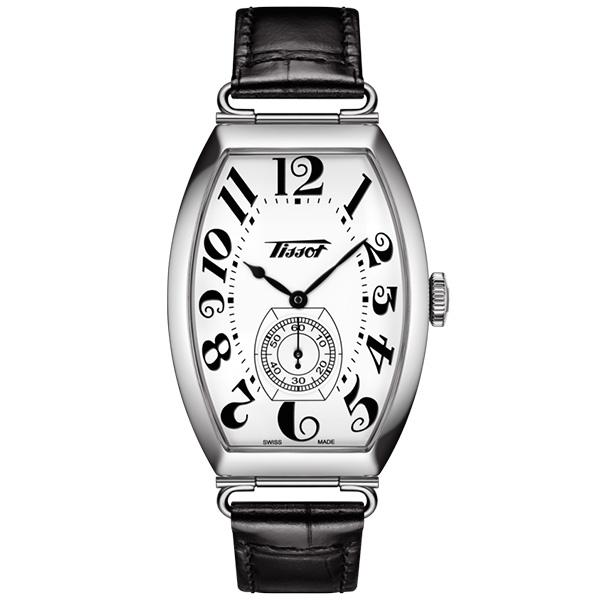 TISSOT ティソ HERITAGE PORTO MECHANICAL ヘリテージ ポルト メカニカル 手巻 スイス製 腕時計 メンズ T1285051601200