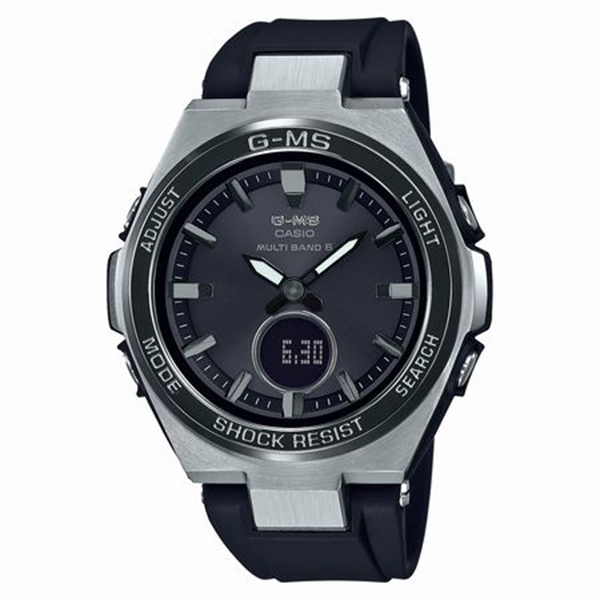BABY-G ベイビージー G-MS ジーミズ 電波ソーラー 腕時計 MSG-W200RSC-1AJF 【送料無料】