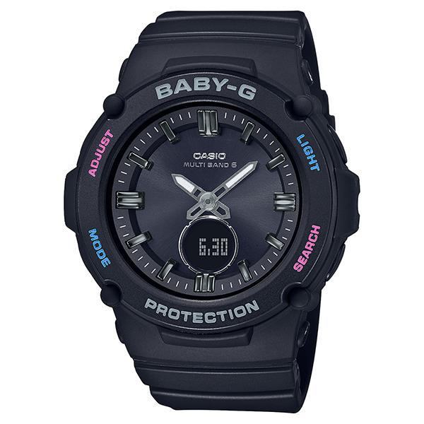 BABY-G ベイビージー CASIO カシオ 電波ソーラー 世界6局 腕時計 レディース BGA-2700-1AJF