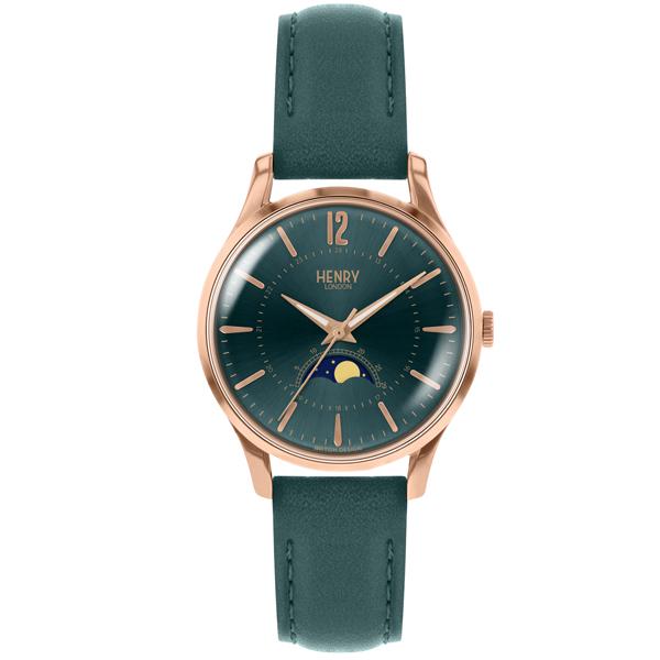 HENRY LONDON ヘンリー ロンドン STRATFORD ストラトフォード JAPAN Limited 日本限定 レディス 【国内正規品】 腕時計 HL34-LS-0382 【送料無料】