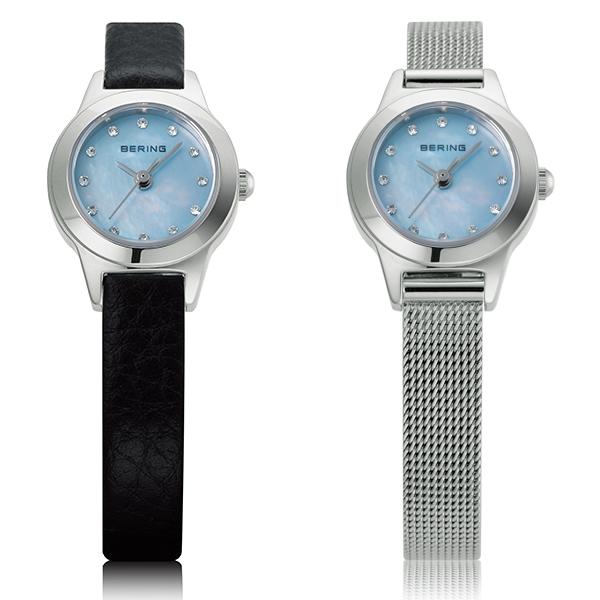 BERING ベーリング Ladies Changes 日本限定モデル 替ベルト付 レディス 腕時計 BER-11119-407 【送料無料】