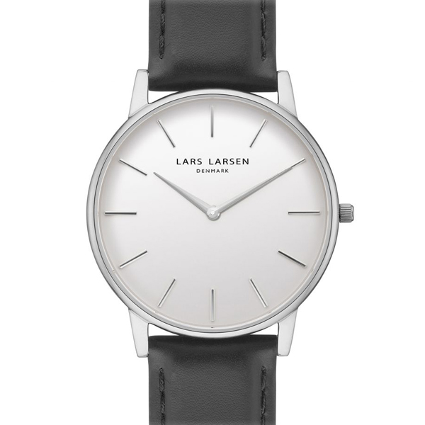 LARS LARSEN ラースラーセン LW47 【国内正規品】 腕時計  LL147SWBLL 【送料無料】