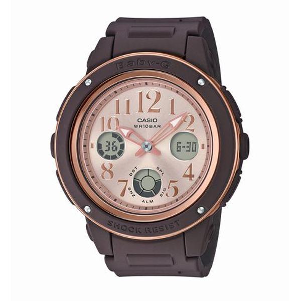 BABY-G ベイビージー CASIO カシオ ダークカラー 腕時計 BGA-150PG-5B1JF 【送料無料】
