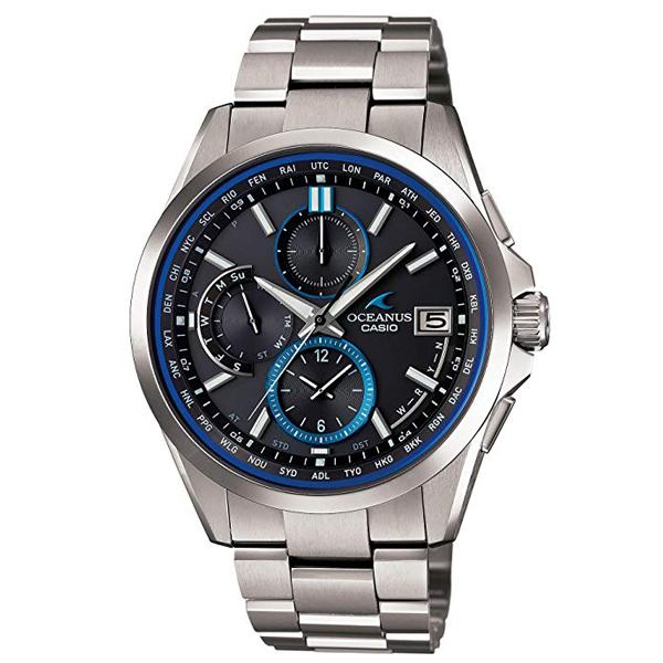 OCEANUS オシアナス CASIO カシオ Classic Lineスマートアクセス 【国内正規品】 腕時計 メンズ OCW-T2600-1AJF 【送料無料】