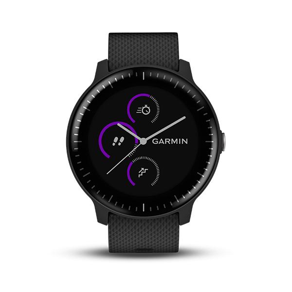 GARMIN ガーミン vivoactive3 Music Black GPSスマートウォッチ 010-01985-23