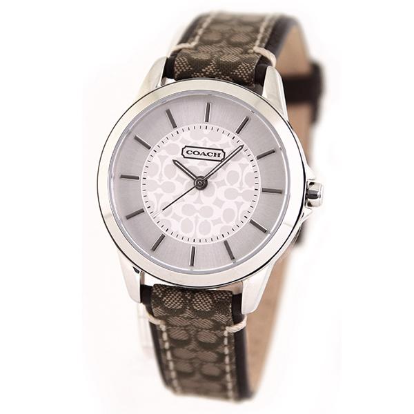 【期間限定】COACH コーチレディス 腕時計 レディス CLASSIC SIGNATURE クラシック シグネチャー 時計 14501525【あす楽対応】
