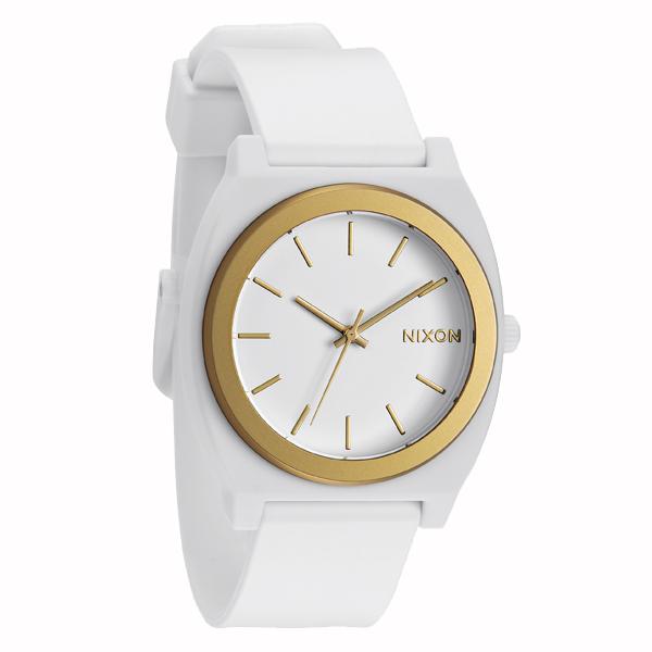 NIXON ニクソン Time Teller P タイム テラー 腕時計 【国内正規品】 ホワイト レディース NA1191297 【送料無料】