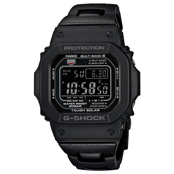 G-SHOCK ジーショック CASIO カシオ 電波ソーラー 【国内正規品】 腕時計 GW-M5610BC-1JF 【送料無料】