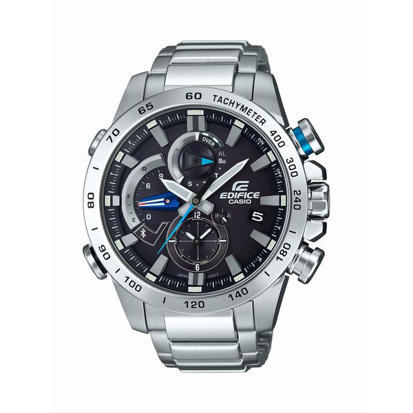 EDIFICE エディフィス CASIO カシオ RACE LAP クロノグラフ 【国内正規品】 腕時計 EQB-800D-1AJF 【送料無料】