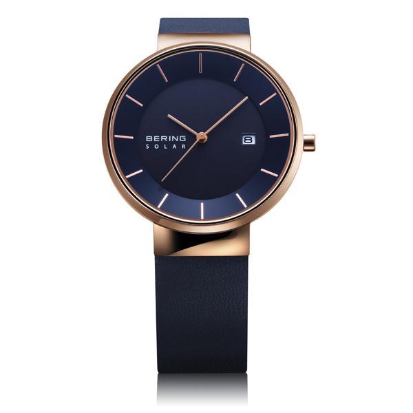 BERING ベーリング Scandinavian SOLAR ソーラー TiCTAC別注 腕時計 メンズ 14639-367 【送料無料】